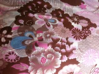 Japanese printed cotton (Spotlight, Perth)