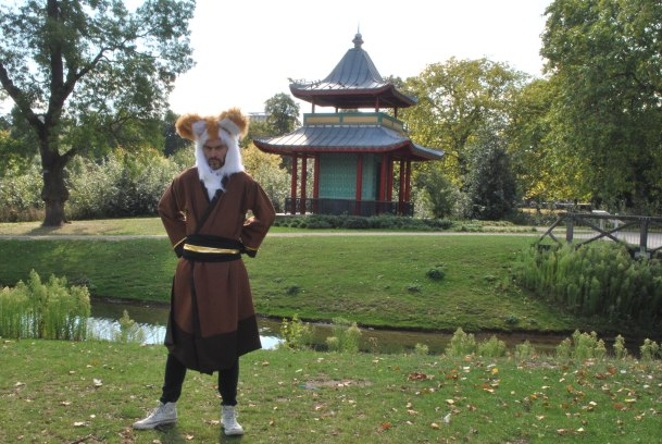 Master Shifu. Kung Fu Panda costume